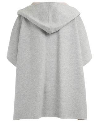 Virgin wool and cashmere cape FABIANA FILIPPI