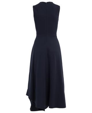 Long viscose blend dress VICTORIA BECKHAM