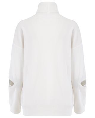 Merino wool, silk and cashmere jumper FABIANA FILIPPI