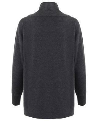 Weiter Pullover aus Merinowolle, Seide und Kaschmir FABIANA FILIPPI