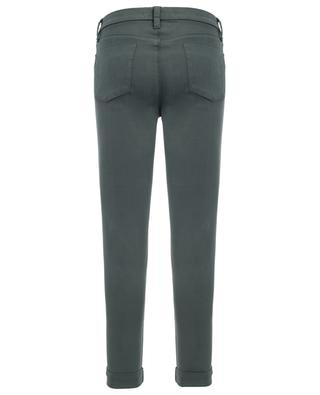 Anja Mid-Rise skinny fit chino trousers J BRAND