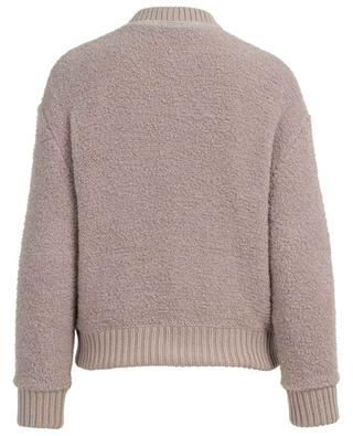 Lightweight wool blend down jacket FABIANA FILIPPI