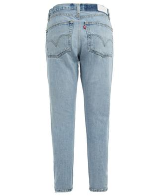 High Rise Ankle Crop jeans RE/DONE