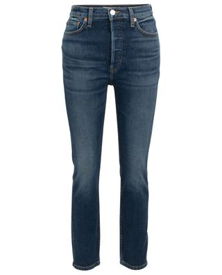 Cropped slim fit jeans RE/DONE