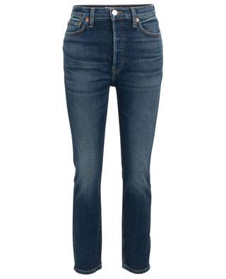 Gekürzte Slim-Fit Jeans RE/DONE