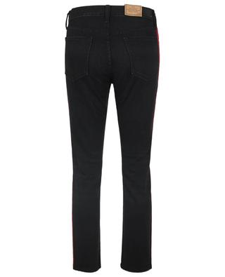 Waverly cropped straight-fit jeans with side stripes POLO RALPH LAUREN