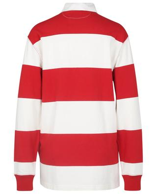 Rugby long-sleeved striped polo shirt POLO RALPH LAUREN