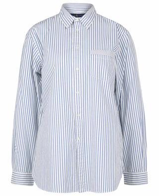Striped cotton poplin shirt POLO RALPH LAUREN