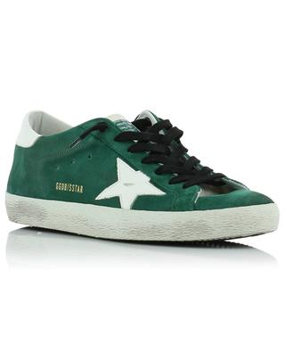 Baskets en daim Superstar GOLDEN GOOSE