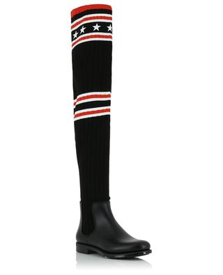 Storm rubber rain boots GIVENCHY