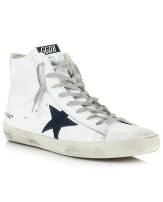 Hohe Sneakers im Used-Look Francy GOLDEN GOOSE