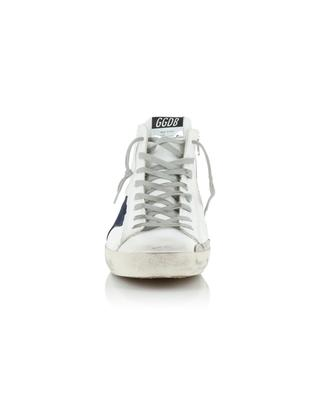 Baskets montantes effet vielli Francy GOLDEN GOOSE