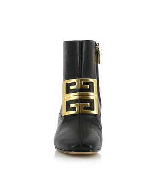 4G leather ankle boots GIVENCHY