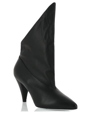 Show 80 leather ankle boots GIVENCHY