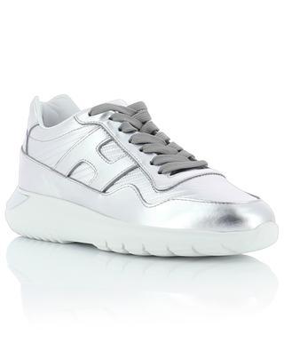 Metallic-Sneakers H371 Galaxy Love HOGAN