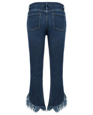 Jeans Le Crop Mini Boot Shredded FRAME