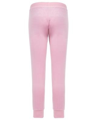 Luxe Zuma velvet jogging trousers JUICY BY JUICY COUTURE
