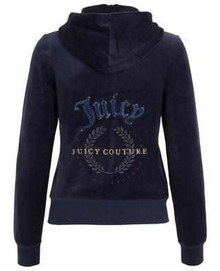 Sweatshirt aus Samt Laurel JUICY BY JUICY COUTURE
