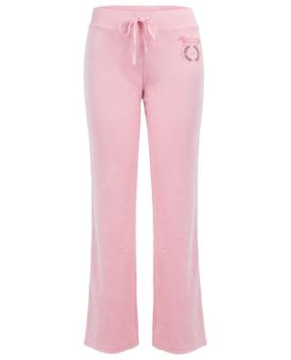 Laurel velvet jogging trousers JUICY BY JUICY COUTURE