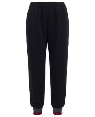 Terry cotton blend jogging trousers JUICY BY JUICY COUTURE