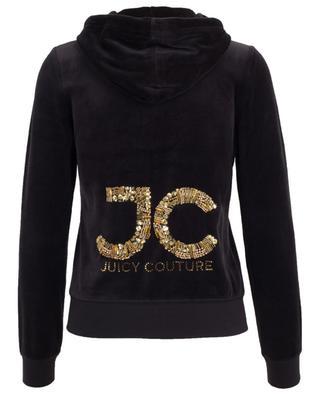 Sweatshirt aus Samt Robertson JUICY BY JUICY COUTURE