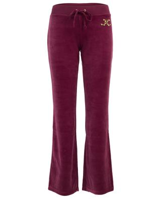 Pantalon de jogging en velours Luxe Del Rey JUICY BY JUICY COUTURE