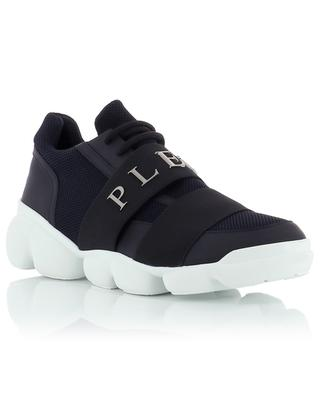 Runner Statement mesh and leather sneakers PHILIPP PLEIN