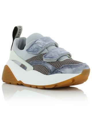 Sneakers aus Neopren und Samt Eclypse STELLA MCCARTNEY
