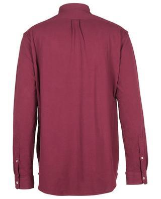 Langärmeliges Baumwollhemd mit Button-Down-Kragen POLO RALPH LAUREN