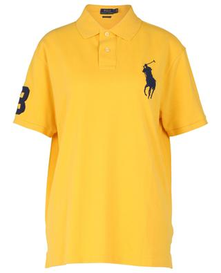 Big Pony cotton piqué polo shirt POLO RALPH LAUREN