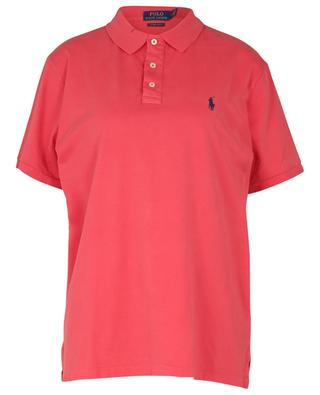 Pony embroidered jersey polo shirt POLO RALPH LAUREN
