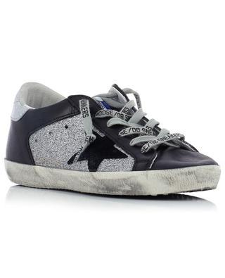 Sneakers aus Leder und Wildleder Superstar GOLDEN GOOSE