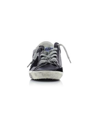 Superstar leather and suede sneakers GOLDEN GOOSE