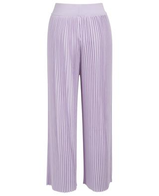 Pantalon large plissé en laine CIRCUS HOTEL