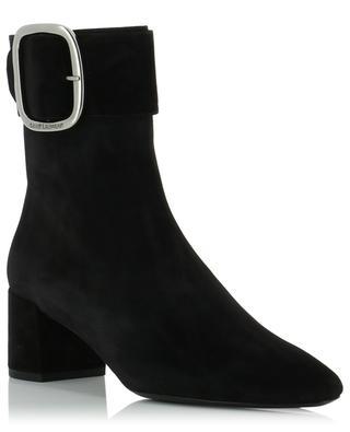 Joplin suede ankle boots SAINT LAURENT PARIS