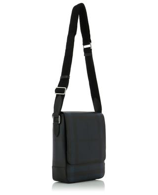 Greenford PVC messenger bag BURBERRY