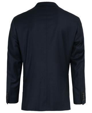 Anzug aus Wolle Flannel Comfort ISAIA