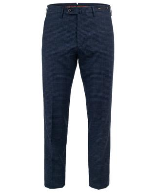Hose aus Schurwoll- und Baumwollmix PT01