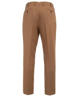 Pantalon en laine vierge mélangée PT01