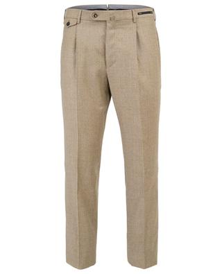Super 110'S virgin wool trousers PT01