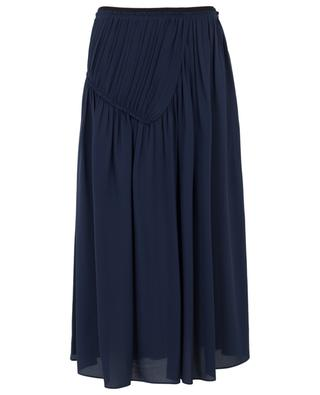 Collins silk long skirt JOSEPH