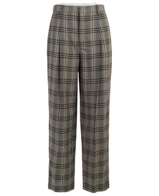 Virgin wool wide leg trousers JOSEPH