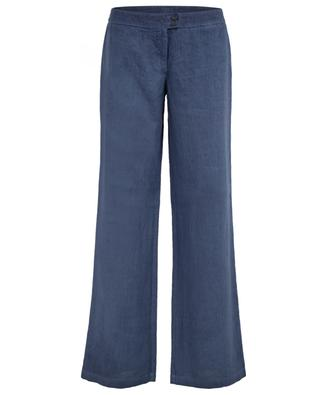 Wide-leg linen trousers 120% LINO