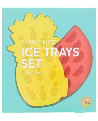 Fruit Salad ice tray set SUNNYLIFE