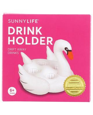 Aufblasbarer Getränkehälter Swan SUNNYLIFE