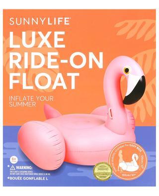 Flamingo ride-on float SUNNYLIFE