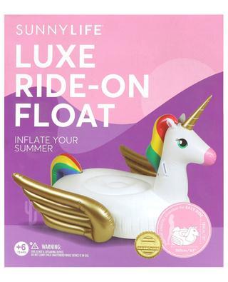 Luftmatratze Unicorn SUNNYLIFE