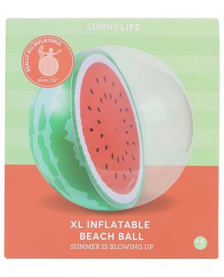 Watermelon inflatable beach ball SUNNYLIFE