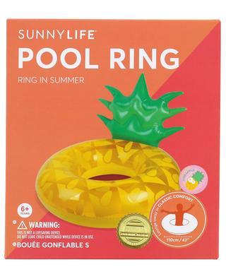 Schwimmring Pineapple SUNNYLIFE