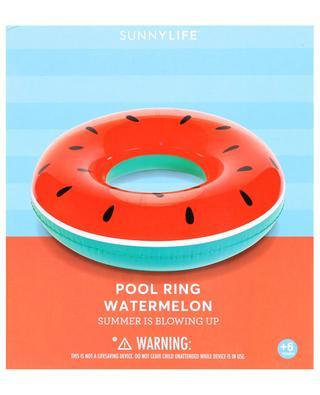 Watermelon pool ring SUNNYLIFE